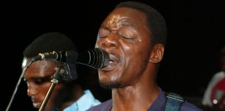 "Alick Macheso has, on some occasions, shed tears on stage while playing the song ""Baba"" from his current album ""Tsoka Dzerwendo"""