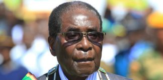 President Robert Mugabe (Picture by (TSVANGIRAYI MUKWAZHI/AP)