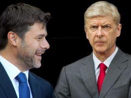 England manager: Arsene Wenger & Mauricio Pochettino open to role