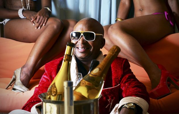 Malema ate sushi off naked women with me – Kenny Kunene