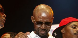 Public memorial to honour the life of kwaito star Mandoza (Picture by Sowetan)