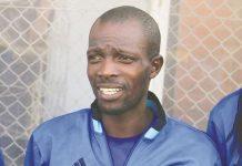 Dynamos assistant coach Murape Murape