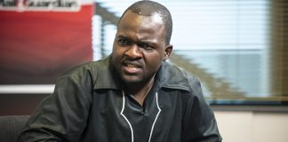 Dr Patson Dzamara (Picture by Mail & Guardian