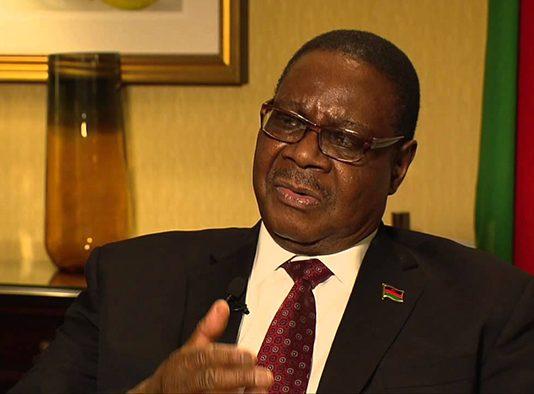 Malawian leader Peter Mutharika