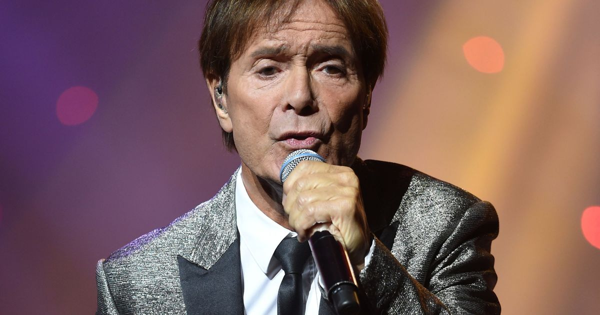Cliff Richard 2016