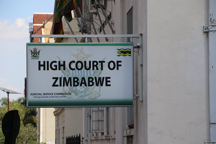 High Court of Zimbabwe