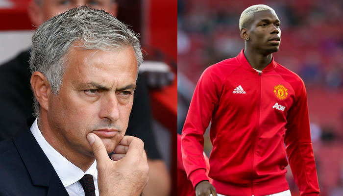Image result for Pogba tells Mourinho: Let me attack!