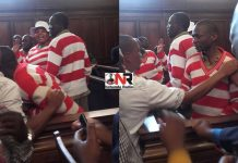 High Court postpones sentencing of murder convicted MDC-T members