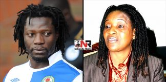 Former Zifa chief executive Henrietta Rushwaya was reportedly in a romantic relationship with former Warriors captain Benjani Mwaruwari