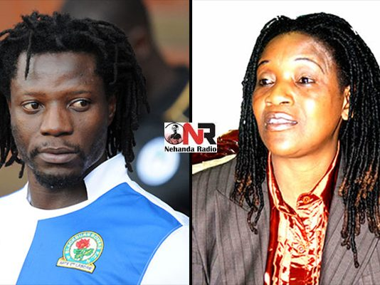 Former Zifa chief executive Henrietta Rushwaya was reportedly in a romantic relationship with former Warriors captain Benjani Mwaruwari