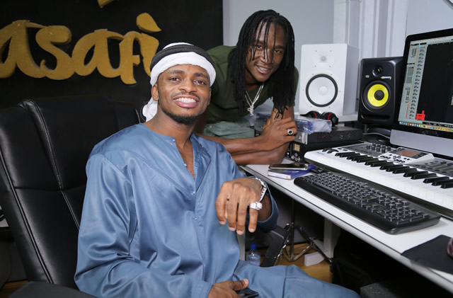 Jah Prayzah and Diamond Platnumz