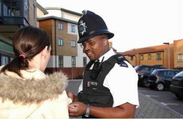 Funeral held for Zimbabwe born UK police detective Joe Mabuto