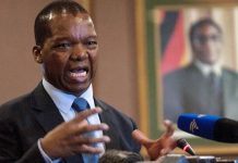 Reserve Bank of Zimbabwe Governor Dr John Mangudya