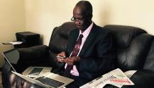 Higher and Tertiary Education Minister Professor Jonathan Moyo