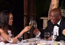 Julius Malema and wife