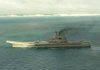 Russian warships pass White Cliffs of Dover