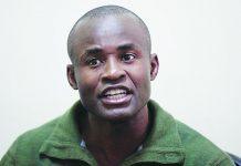 The new Norton MP Temba Mliswa