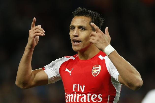 Alexis Sánchez double helps Arsenal fend off tenacious ...