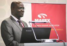 Engineer Lewis Mukwada