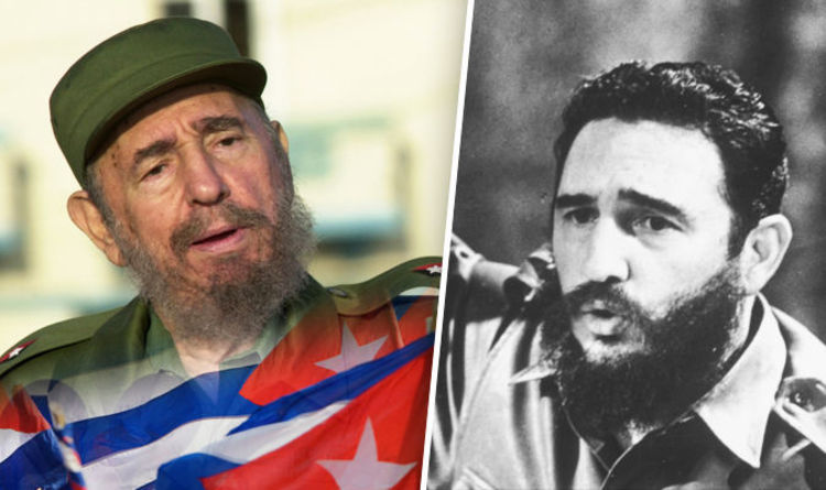 Fidel Castro, Cuba's former president and leader of the Communist revolution, has died aged 90