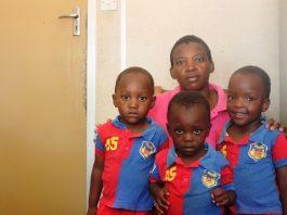 Gwanda couple with triplets seeks help