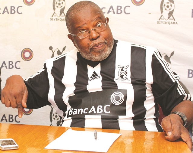 Bosso chief executive officer Ndumiso Gumede