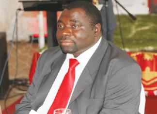 PSL chief executive Kenny Ndebele