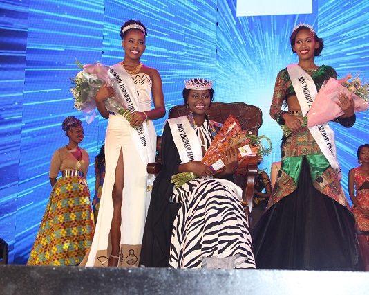 Miss Tourism Zimbabwe Ashley Morgen