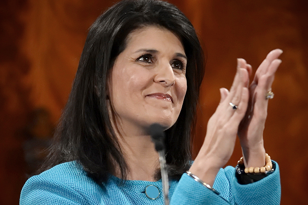 Trump Offers United Nations Ambassadorship to South Carolina Governor Nikki Haley