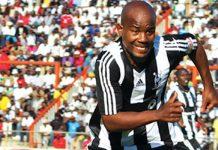 Former Highlanders striker Njabulo 'Tshiki' Ncube
