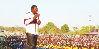 Prophetic Healing and Deliverance (PHD) Ministries founder and leader Walter Magaya
