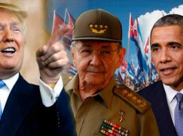 Trump threatens to freeze US-Cuba thaw days after Castro's death