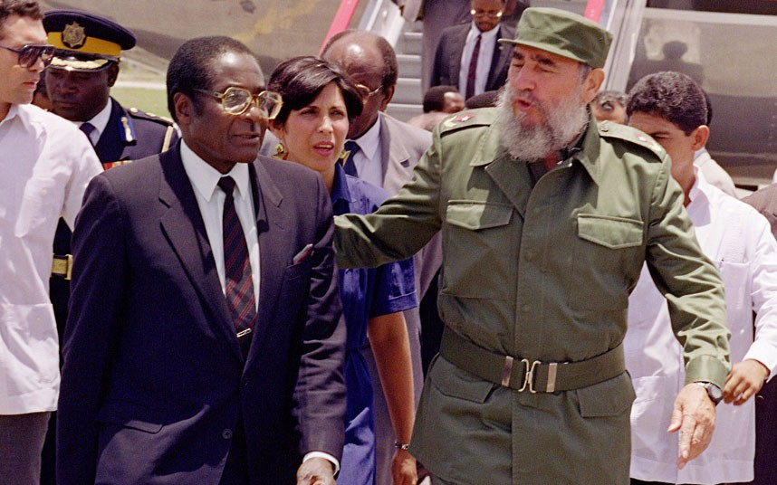 Of Course: Obama is Sending an Unofficial Delegation to Fidel Castro's Funeral