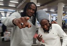Jah Prayzah and Winky D