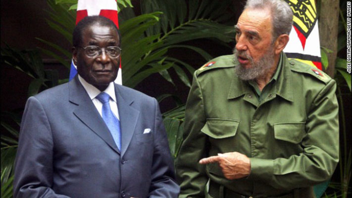 Two African leaders and ministers to attend funeral of Fidel Castro