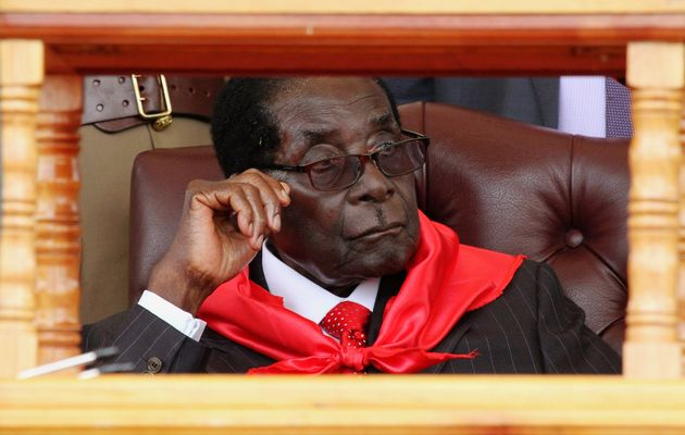 Zimbabwe President Robert Mugabe. File photo. Image by: PHILIMON BULAWAYO / REUTERS