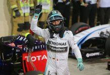 Nico Rosberg wins F1 title as Lewis Hamilton wins in Abu Dhabi