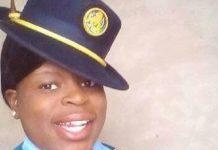 Constable Mpofu