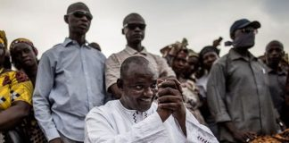 "Adama Barrow, 51, who spent his early years tackling shoplifters at Argos's store on London's Holloway Road, staged a shock victory over President Yahya Jammeh, who had vowed to rule ""for a billion years if necessary""."