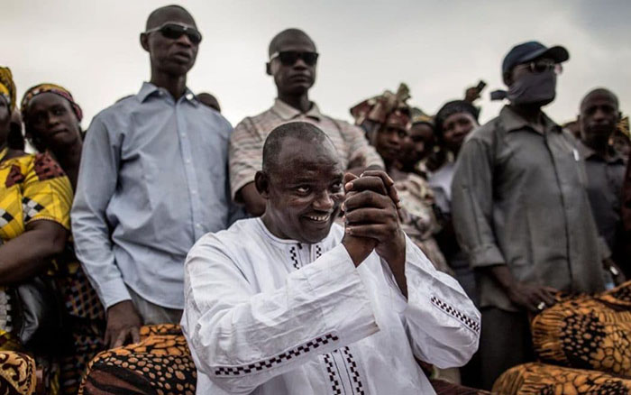 Ghana elects opposition leader for President;Gambia's incumbent rejects election result.