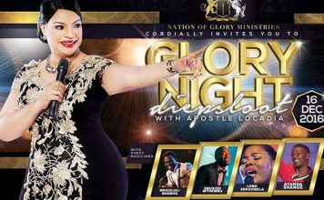 Morgan Tsvangirai's ex-lover Locadia Karimatsenga is now an apostle at South Africa-based Nation of Glory Ministries. The church is set to host its first crusade in Diepsloot on December 16, which will be presided over by Karimatsenga.