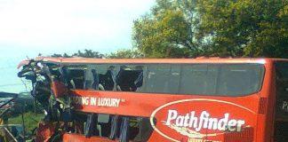 Pathfinder bus crash