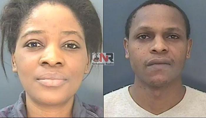 Memory Chirwa, 33, and her partner Raymond Makudza, 38, defrauded businesses and charities with a series of mandate fraud.