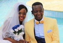 Sulumani Chimbetu and wife Linda