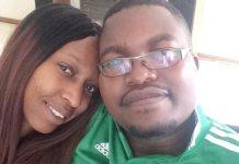 "Tinopona ""Tin Tin"" Katsande and new love Bernard Muponda"