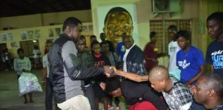 Ailing Zimdancehall singer, Soul Jah Love's manager, Wadis Bimha claimed yesterday the musician was on his way to full recovery after he was attended to by Prophetic Healing and Deliverance Ministries founder, Walter Magaya at a recent church service in Harare.