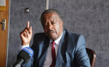 Zimbabwe Anti-Corruption Commission (Zacc) commissioner in charge of investigations, Goodson Nguni