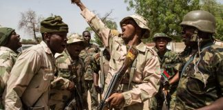 Nigeria's military says it is winning the battle against the militants