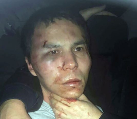 Abdulkadir Masharipov is believed to have mounted the assault on the Reina club which left 39 people dead.