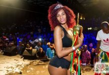Controversial dancer Beverly Sibanda